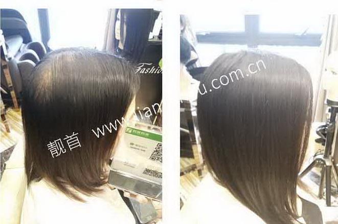 真发假发确实能够让头发变浓密改变魅力!
